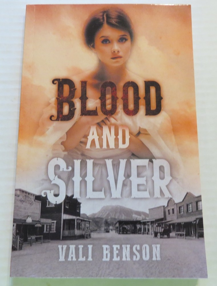 Blood and Silver by Vali Benson