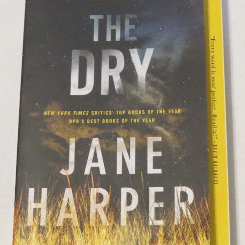 The Dry by Jane Harper Review