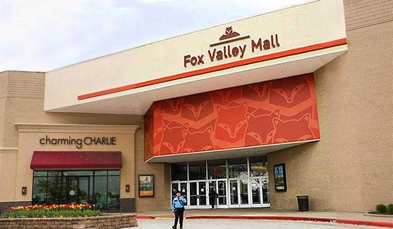 Nursing Room Fox Valley Mall