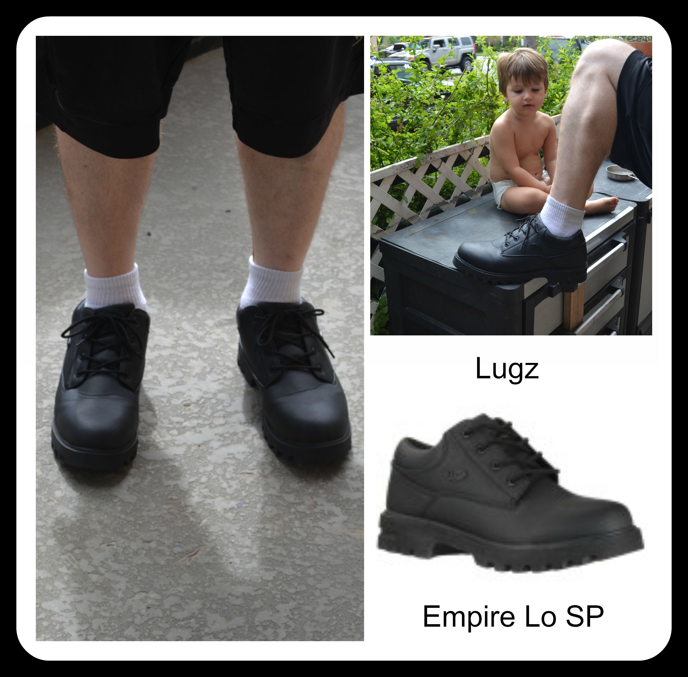8d50c1789e68 Lugz Empire Lo SP Shoes Review And Giveaway - Mom s Six Little Monkeys