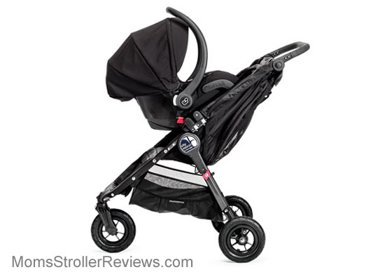 New Baby Jogger City Mini Gt 2016 Stroller Review Mom S