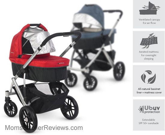 UPPAbaby Vista Stroller Review | Mom\'s Stroller Reviews