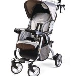 Peg Perego Vela Easy Drive Stroller Review