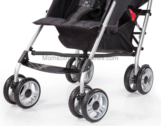 Summer Infant 3d Lite Convenience Stroller Review Mom S