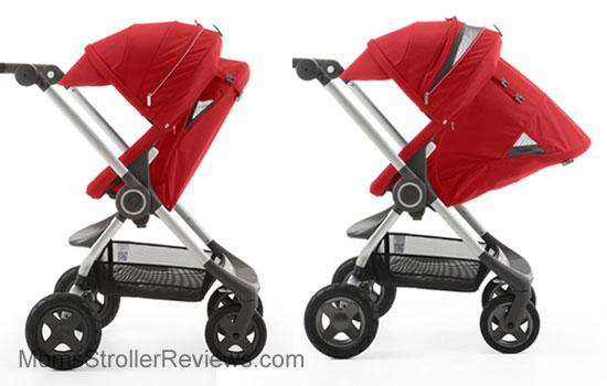 2015 Stokke Scoot V2 Stroller Review