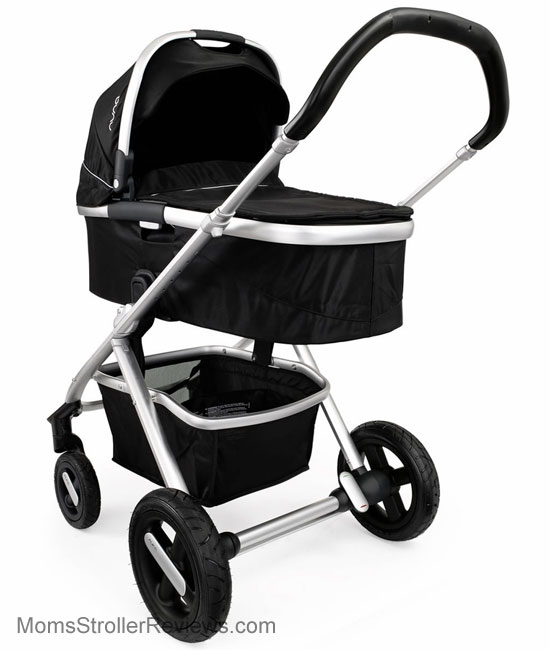 Nuna Ivvi Stroller Review