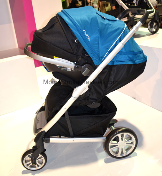 New Nuna Tavo Travel System 2018 Review Mom S Stroller