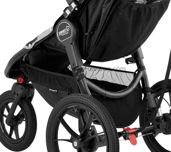 Baby Jogger Summit X3 Stroller Review Mom S Stroller Reviews