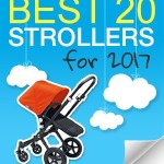 Mom's Picks: Top 20 Best Strollers for 2017