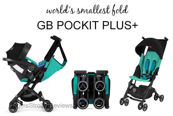 New Gb Pockit Plus 2018 2019 Stroller Review Mom S