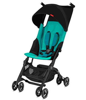 NEW! GB Pockit+ Plus 2018 Stroller Review