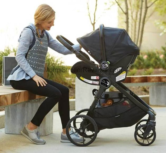 Baby Jogger City Premier 2017 Stroller Review Mom S