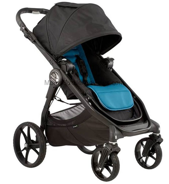 Baby Jogger City Premier 2017 Stroller Review