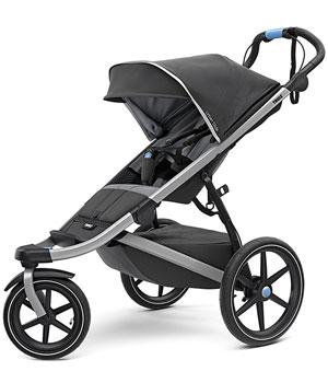 18b4330d6 Thule Urban Glide 2 2018 is a serious competition for the beloved BOB  Revolution Flex/Pro which is the God of joggers. Both have a lot of amazing  features ...