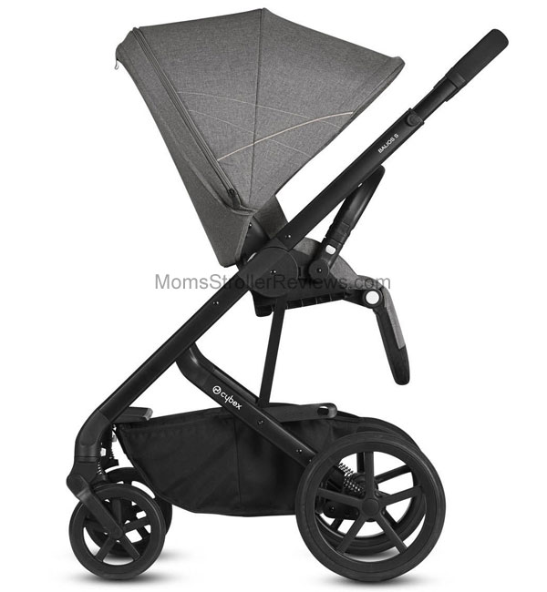 New Cybex Balios S 2018 Stroller Review