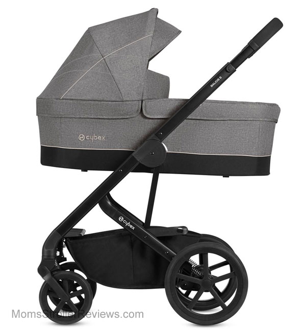 New Cybex Balios S 2019 Stroller Review