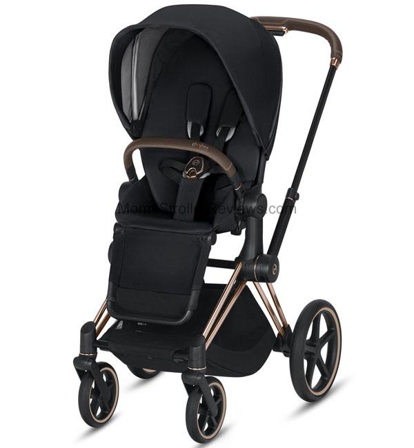 New Cybex Priam 3 2019 Stroller Review Mom S Stroller Reviews