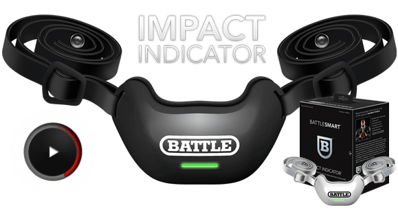 Battle Sports Science Impact Indicator