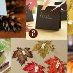15 Easy To Make Place Card Ideas
