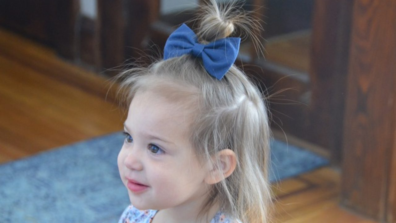 115 Best Photos Hairstyles For Baby Fine Hair / 15 Quick Easy ...