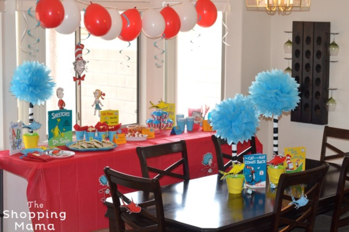 Fun And Creative Ideas To Throw Your Own Dr Seuss Party Momtrends