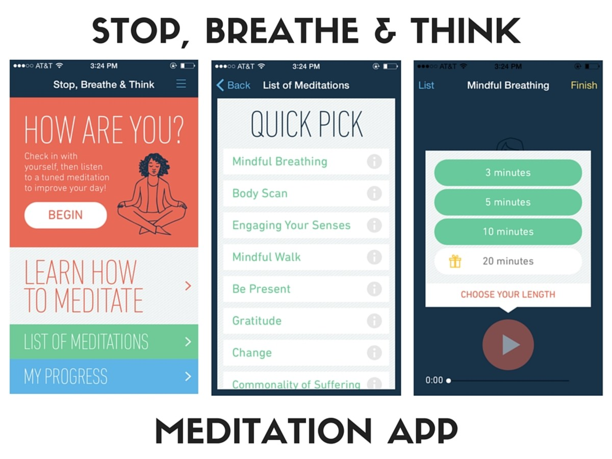 Mother Zen 3 Meditation Apps To Try