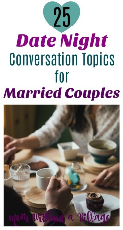 Conversation topics for couples