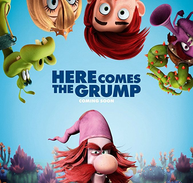 Here Comes The Grump Movie Review 2018 Here comes the Grump trailer