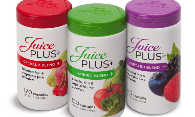 The Good, the Bad and Juice plus Capsules, fruits and vegetables capsules Importance