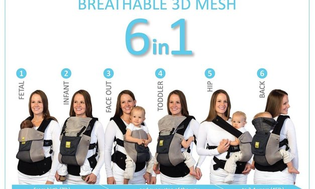 Lillebaby complete baby carrier review – Lillebaby Airflow review