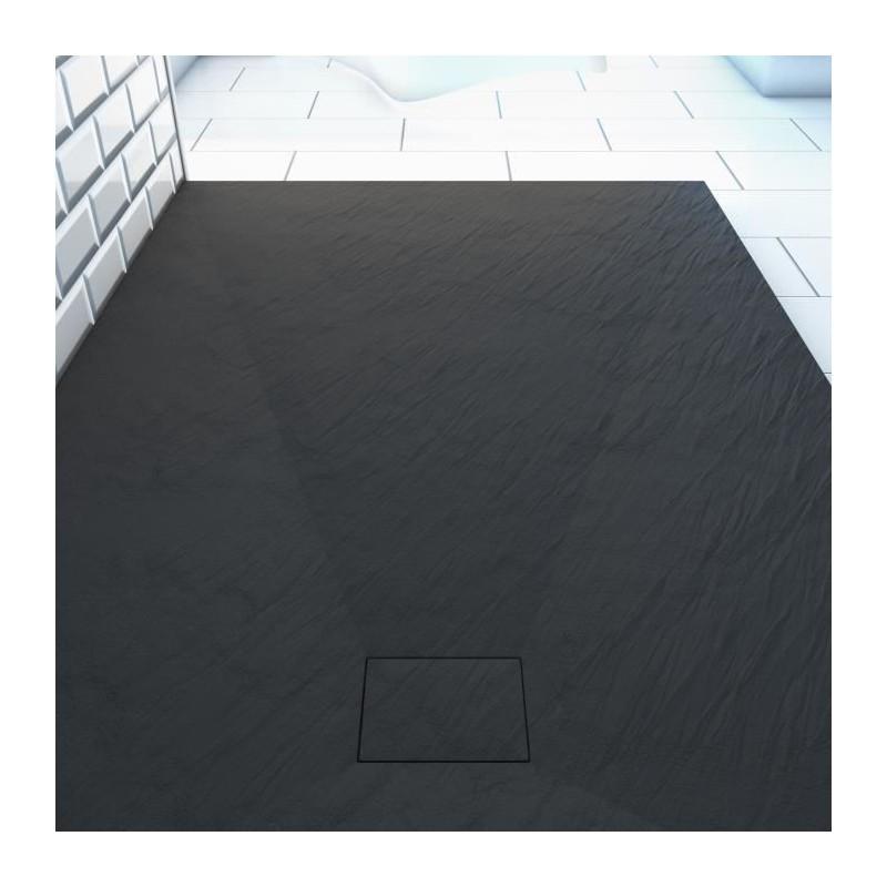 noir mat aspect ardoise