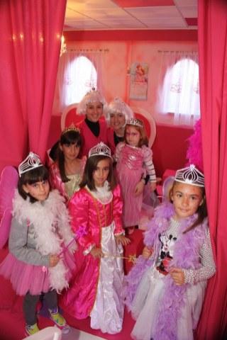 cumpleaños princesas