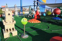 Mini Golf en Benidorm
