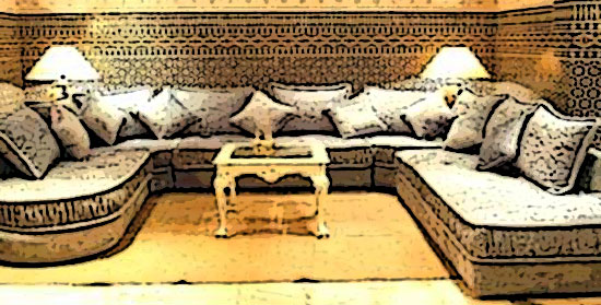 Canape D Angle Marocain Vente Canape Marocain Cuir Angle En U L Pas Cher