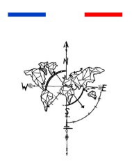 Tatouage Carte du Monde Temporaire