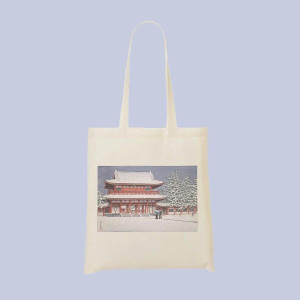 tote bag hiver japon - Mon-Tote-Bag.fr