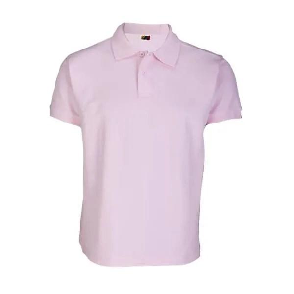 Polo manches courtes pour uniforme scolaire