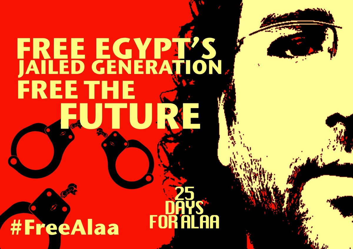 Egypt mona baker today marks the start of a new stage in the campaign for alaa abd el fattah 25 days to freealaa there are two critical dates coming up that will determine fandeluxe Epub