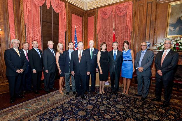 Monaco Consular Corps in the USA