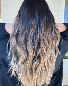 Ombre Hair Color Tampa Color Melt Dip Dye At Monaco