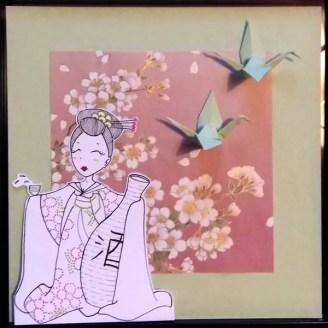 Geisha & saké - Expo 47 Rônin