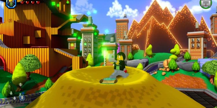 LEGO Dimensions Arcade Game Location Guide