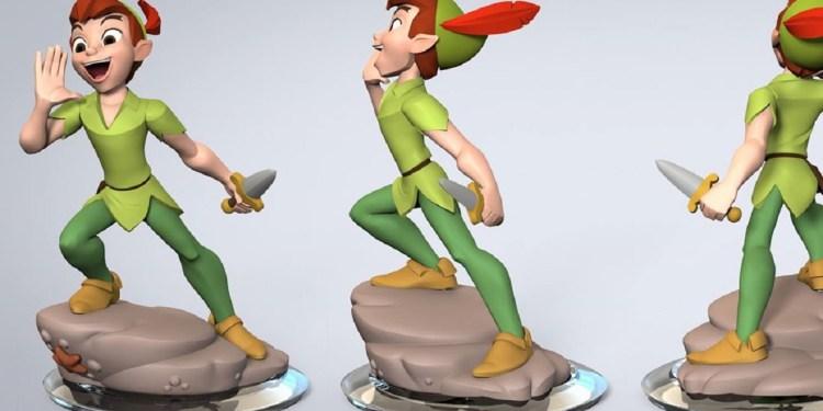 Peter Pan Infinity