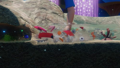 Finding Dory - Touch Pool