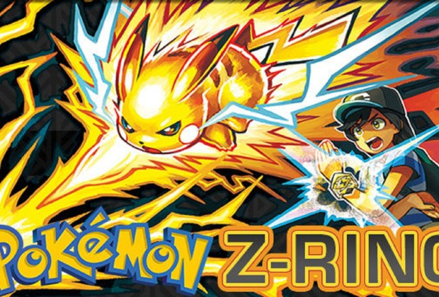Pokemon Z Ring
