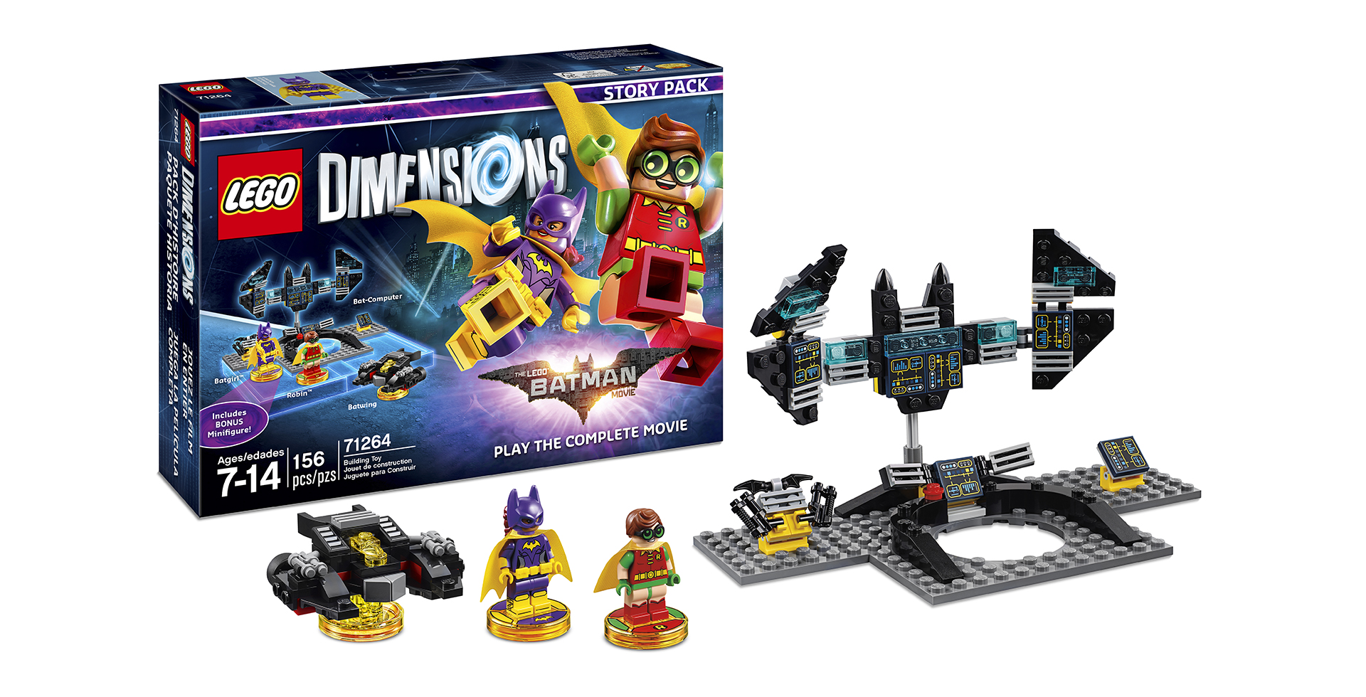 LEGO Dimensions - LEGO Batman Movie Story Pack