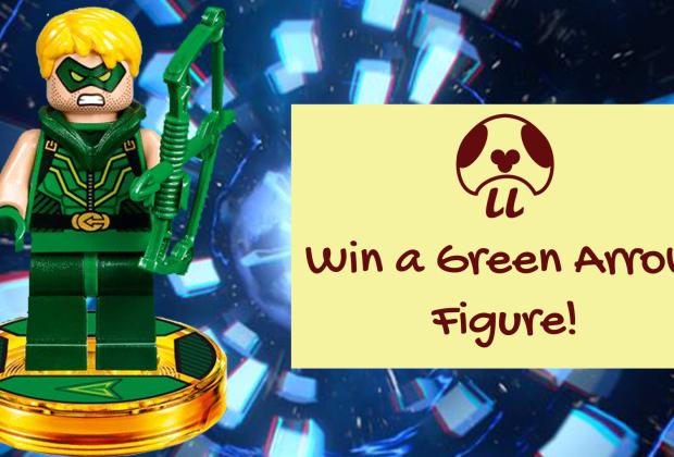 LEGO Dimensions - Win a Green Arrow Figure!