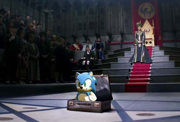 LEGO Dimensions - Fantastic Beasts and Sonic the Hedgehog