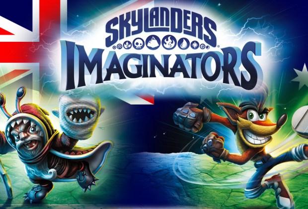 Skylanders Imaginators - Wave 3 Content Australia