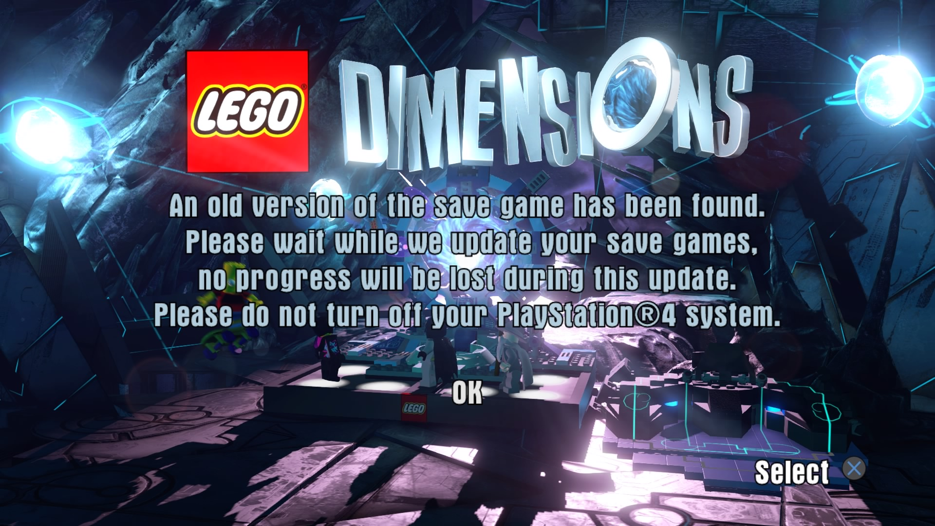 Don't Worry, the LEGO Dimensions Update Hasn't Deleted Your